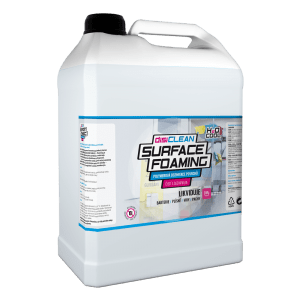 disiCLEAN SURFACE foaming